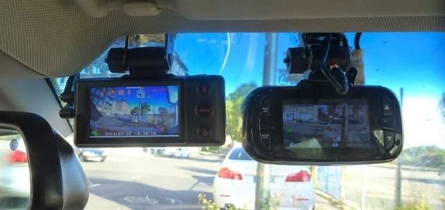 best dash cams for uber